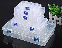 Vogueing Tool Boîte de rangement en plastique