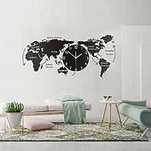 Vol mondial voyage carte du monde Continent nom