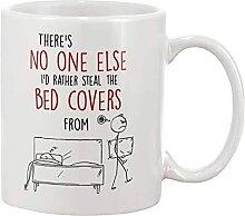 Voler le couvre-lit tasse à café tasse à thé