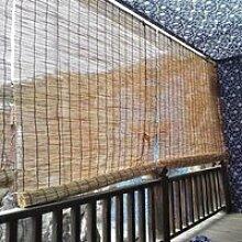 Volets XYNH Stores en Bambou pour Les