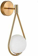VOMI Applique Mural Interieur, Simple Modern Lampe