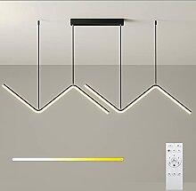 VOMI LED Lustre avec Télécommande Intérieur