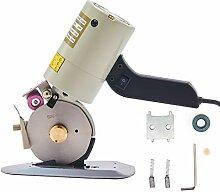 VONLUCE Ciseaux Électrique Tissu, Machine à