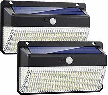 VOOE Lampe Solaire Extérieur [228 LED Luminosité
