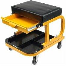 Vorel siège d'atelier avec tiroir 401776