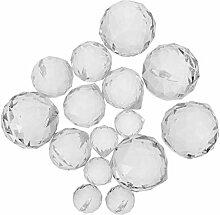 VOSAREA Boule de Cristal Prisme Pendentif Lustre
