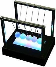 vosarea boule de Newton LED pour bureau Maison