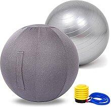 vueuo Chaise Boule,Ballon De Yoga D'Exercice,De