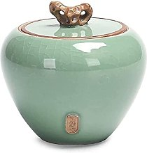 VWJFHIS Boîtes à thé en céramique avec