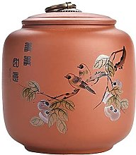 VWJFHIS Boîtes de thé en céramique Les boîtes