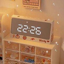 W & G Ins Horloge Numérique Horloge de Table