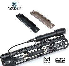 WADSN – panneau de poche tactique et Keymod,