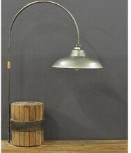 Walk Lampe en teck ancien