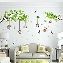 Wallpark Mémoire Forêt - Arbre Branches Vert