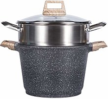 WALNUTA Steamer Maifanshi antiadhésifs Marmite