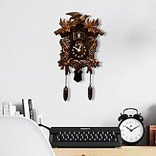 WALPLUS Horloge à coucou vintage - Décoration de