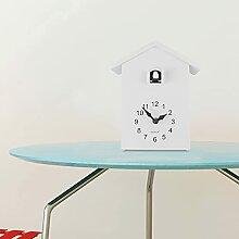 WALPLUS Horloge Coucou Horloge Murale Art Salon