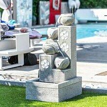 Wanda Collection Fontaine de jardin cascade 4