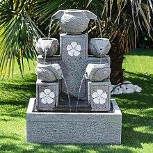 Wanda Collection - Fontaine de jardin Cascade 5
