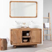 Wanda Collection - Meuble de salle de bain en teck