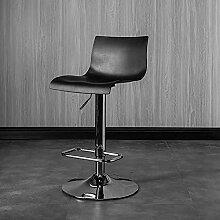 WANGFENG Chaise de Bar en Fer forgé Moderne