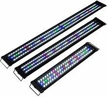 WANGIRL Éclairage LED pour Aquarium Lampe Rampe