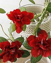 WANGJBH Dried Flowers Arbre Artificiel de Luxe