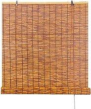 WANGTAOTAO Fenêtre à Enroulement en Bambou Store