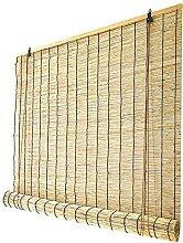 WANGTAOTAO Store Enrouleur en Bambou Naturel