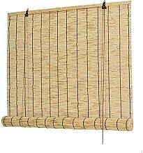 WANGTAOTAO Stores Enrouleurs en Bambou Rideau De