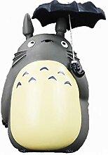 WANZSC 20 cm Mon Voisin Totoro avec Parapluie