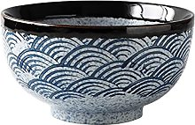 WANZSC bol de riz en céramique japonais bol de