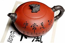 WANZSC ChineseTeaware Théière Yixing authentique