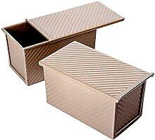 WANZSC Forme de boîte rectangulaire en acier au