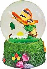 Water Globe - Papillon de Deluxebase. Boule à