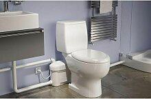 Watermatic - Broyeur silence (2 appareils + WC)
