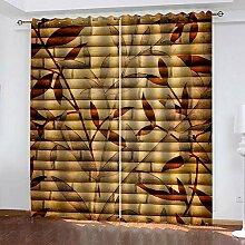 WBDJTX Rideau Occultant Chambre Enfant 265X215 Cm