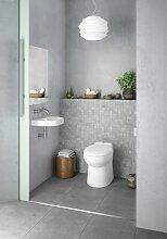 Wc broyeur Watersan 550 blanc
