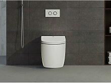 WC posé intelligent GENTA - blanc