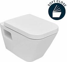 WC suspendu Diagonal DG10 + abattant SoftClose