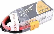 wchaoen Batterie for Gens Tattu 14.8V 1300mAh 45C