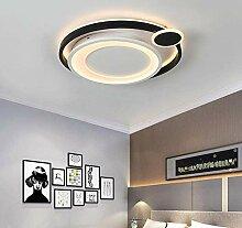 WDLWUJIN Lampes Lampe de Plafond Lustres Lampes