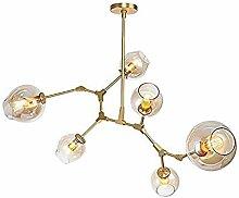 WDLWUJIN Lampes Plafonnier Lustres Lampes