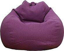 WDSZXH Chaise de sac de haricots classique Chaise