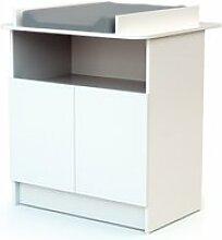 Webaby - meuble à langer - blanc 90358203