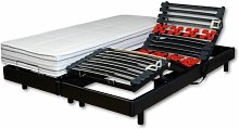 WEBED Ensemble matelas + sommier relaxation 160 x