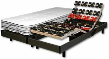 WEBED Ensemble matelas + sommier relaxation 180 x