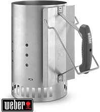 Weber 7416 - Cheminée d'allumage
