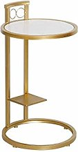 WEDF Table d'appoint Table Basse Table de