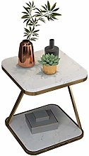 WEDF Tables d'appoint Petite Table Basse 2